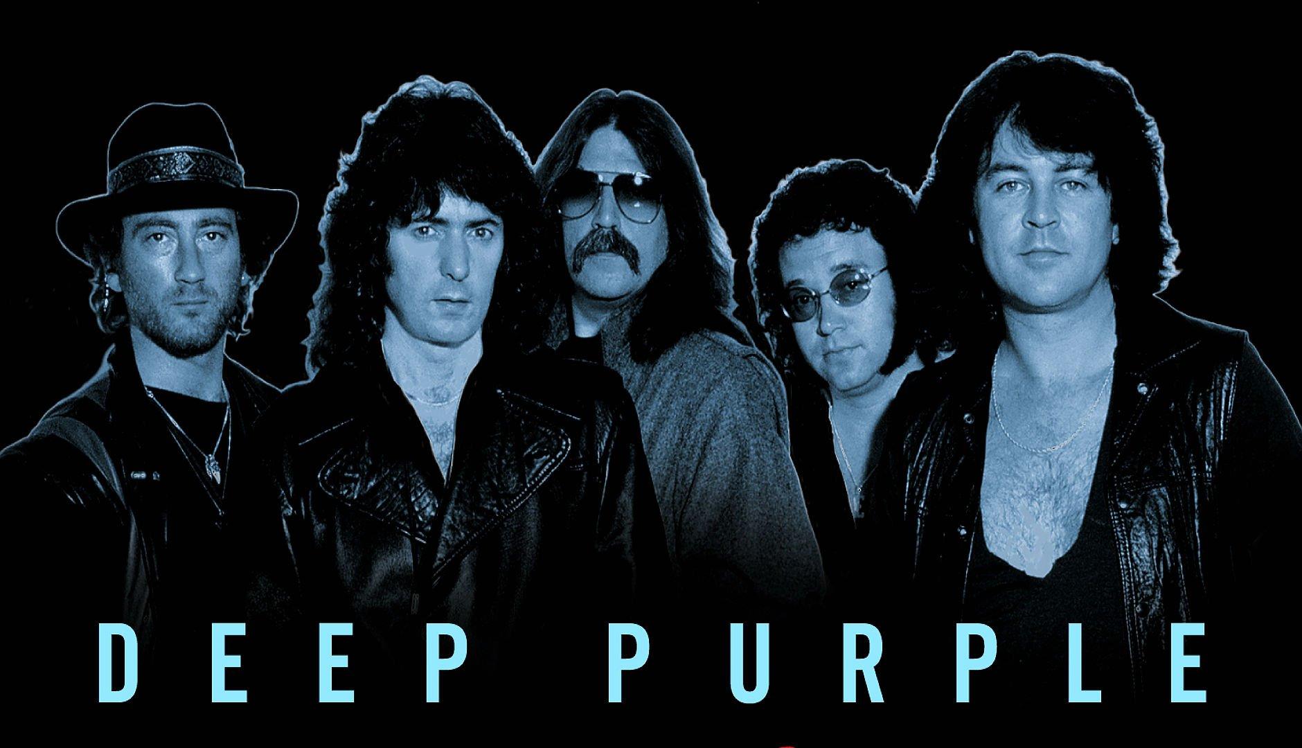 Deep Purple Pictures