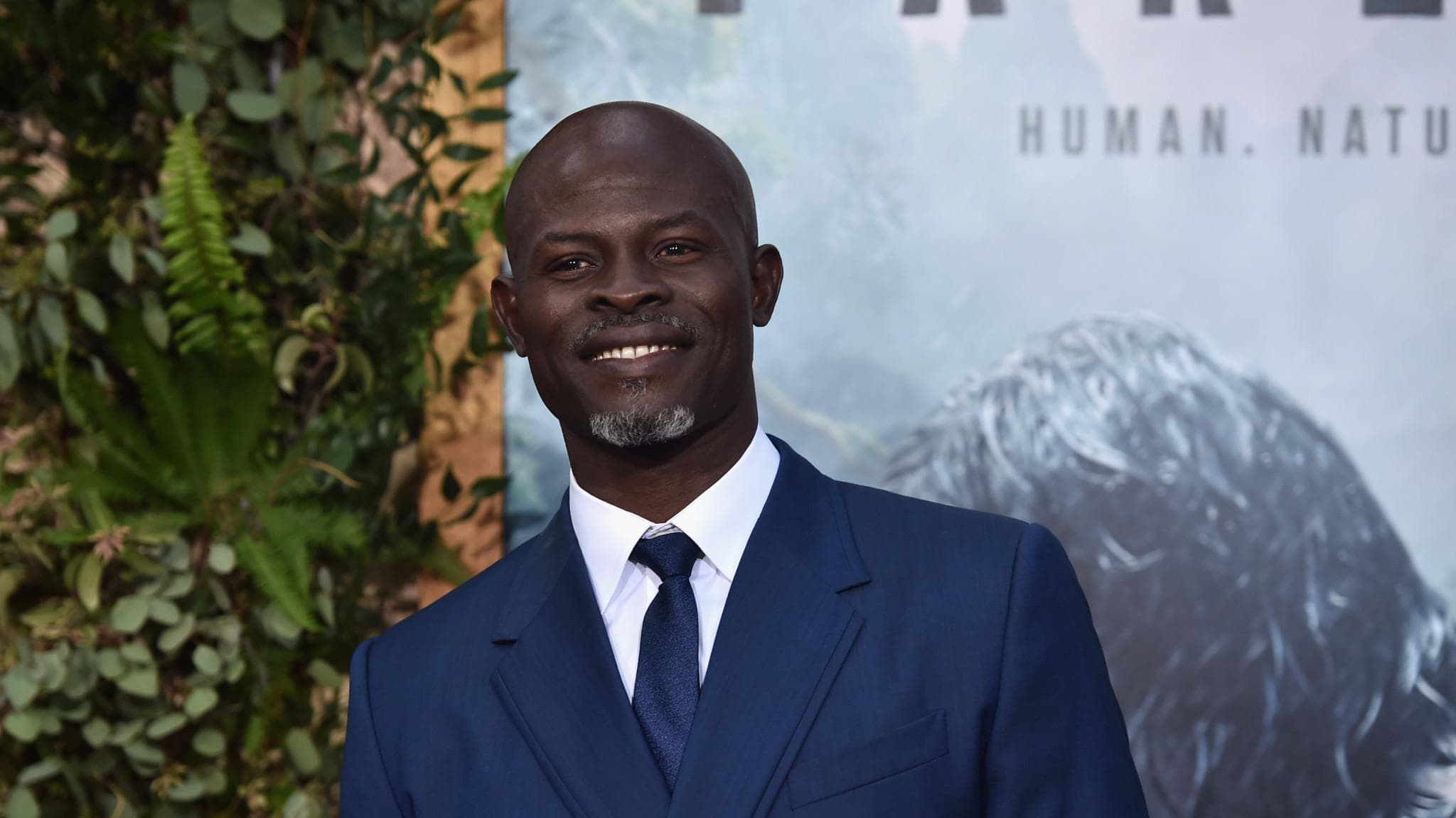 Djimon Hounsou Backgrounds