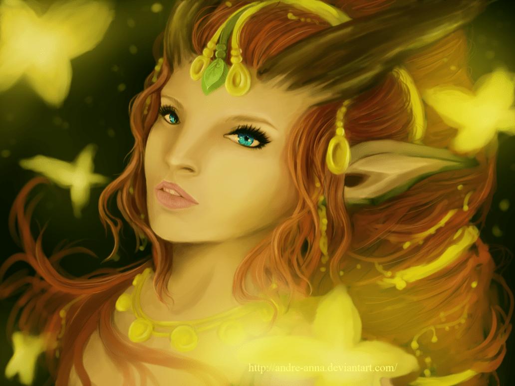 Dota 2 : Enchantress Backgrounds