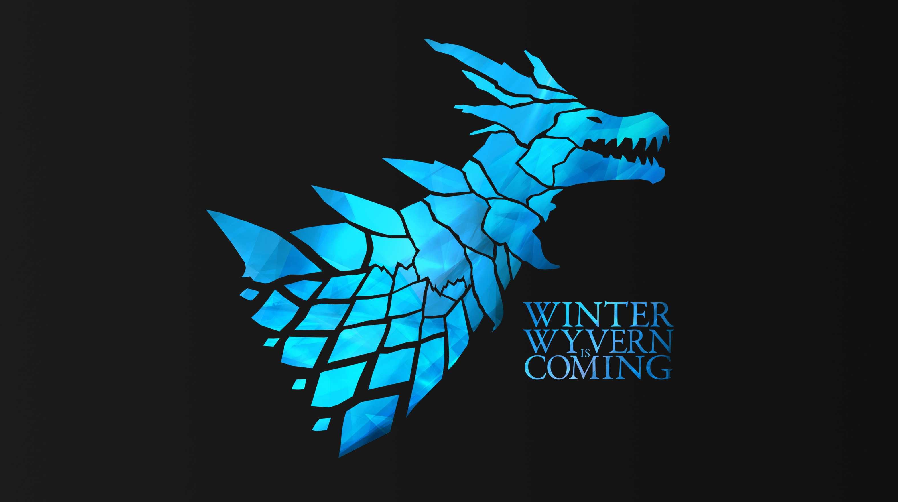 Dota 2 : Winter Wyvern Backgrounds