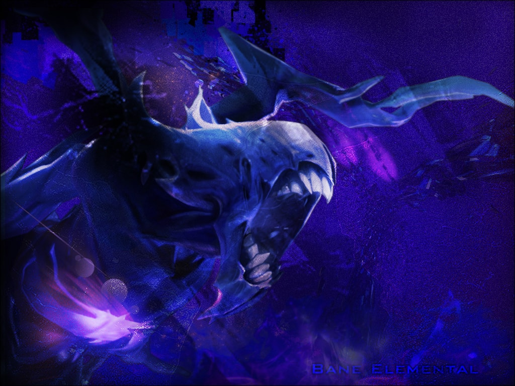 Dota2 : Bane HD pictures