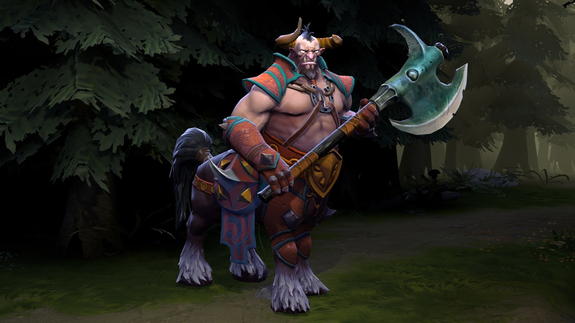 Dota2 : Centaur Warrunner Backgrounds