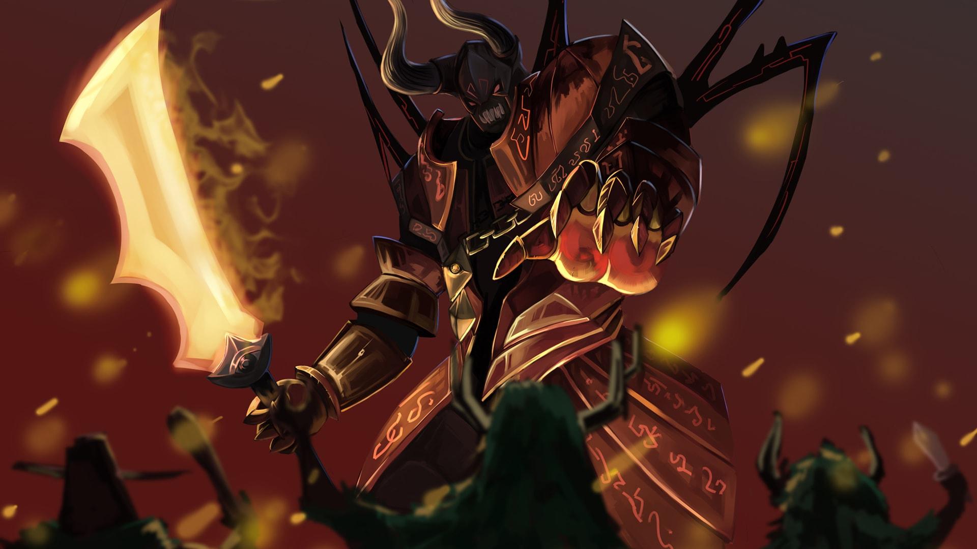 Dota2 : Doom HD pictures