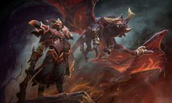 Dota2 : Dragon Knight HD pics