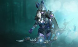 Dota2 : Drow Ranger Backgrounds