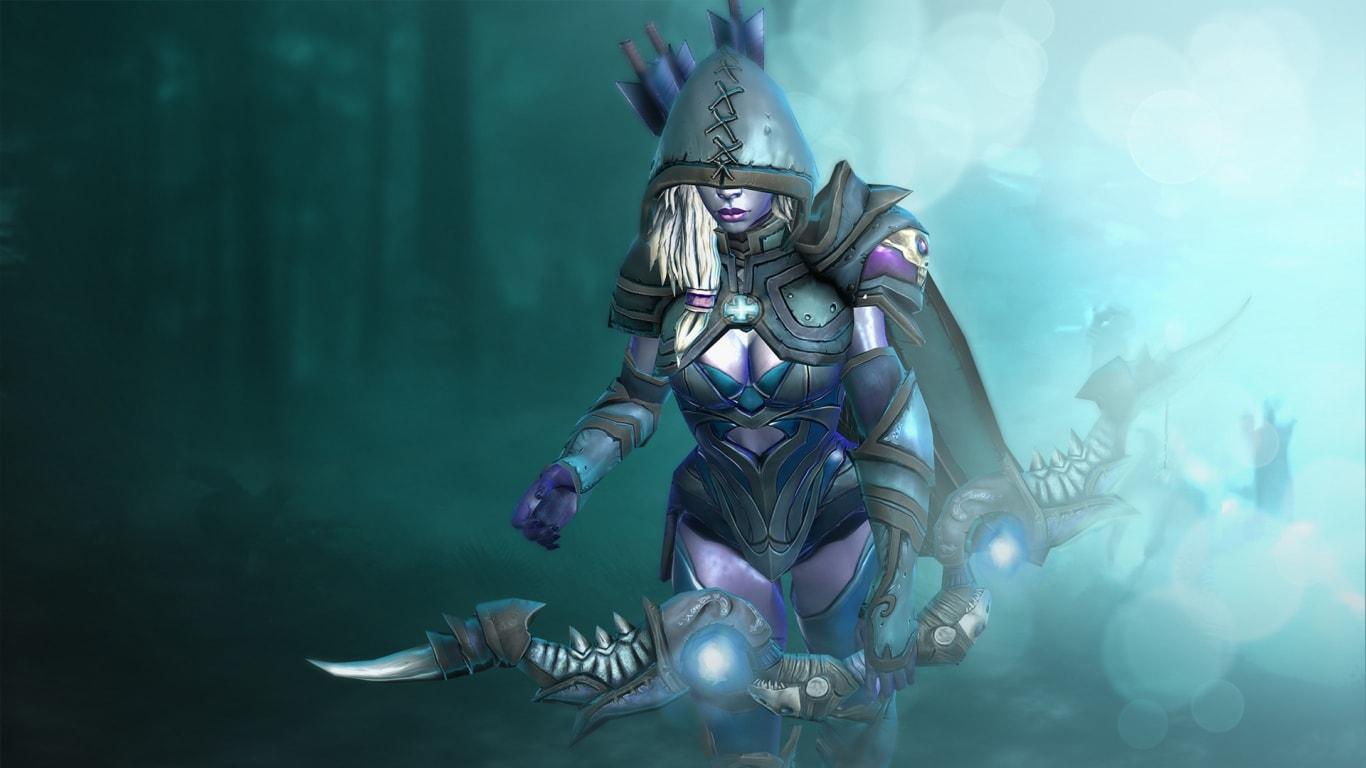 Dota2 : Drow Ranger Backgrounds