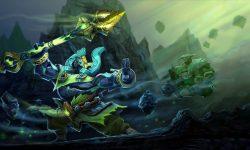Dota2 : Earth Spirit Backgrounds