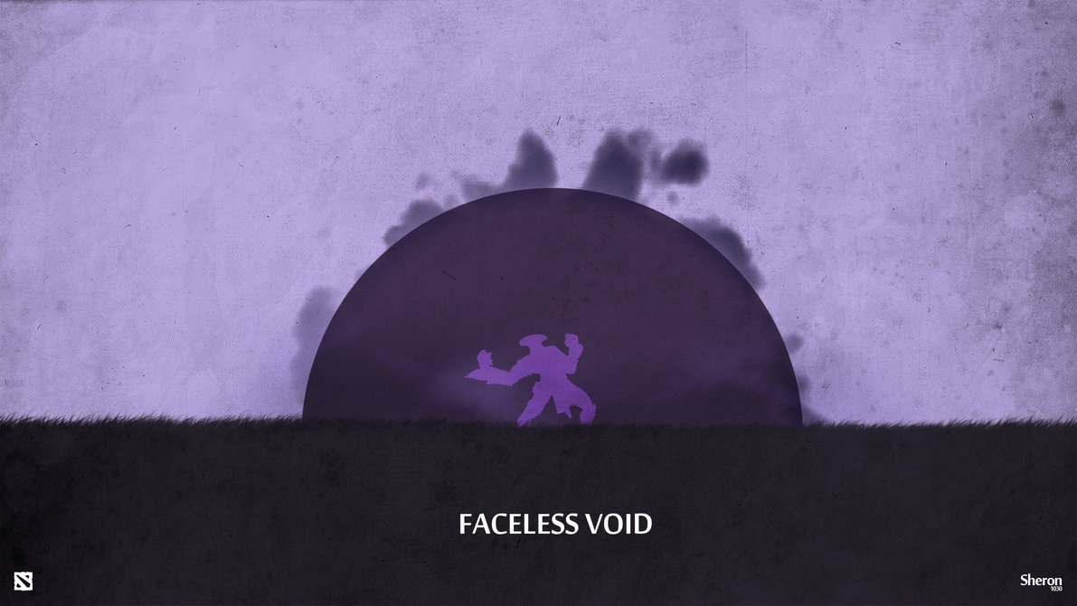 Dota2 : Faceless Void HD pictures