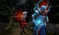 Dota2 : Lich HD pictures