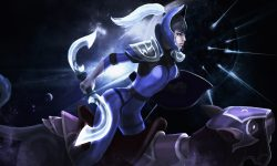 Dota2 : Luna Backgrounds
