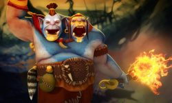 Dota2 : Ogre Magi for mobile