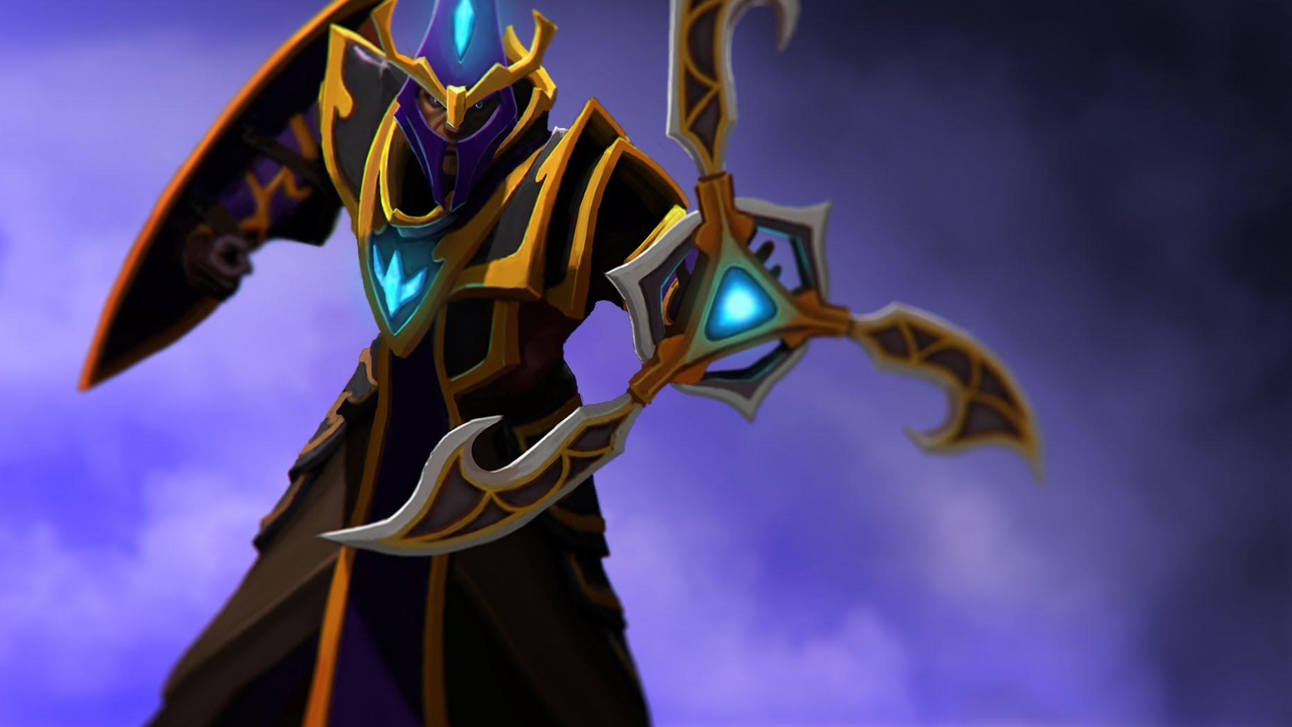 Dota2 : Silencer HD pictures