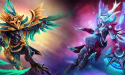 Dota2 : Skywrath Mage HD pictures