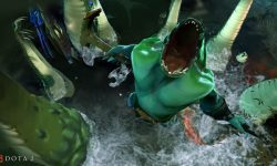 Dota2 : Tidehunter HD pictures