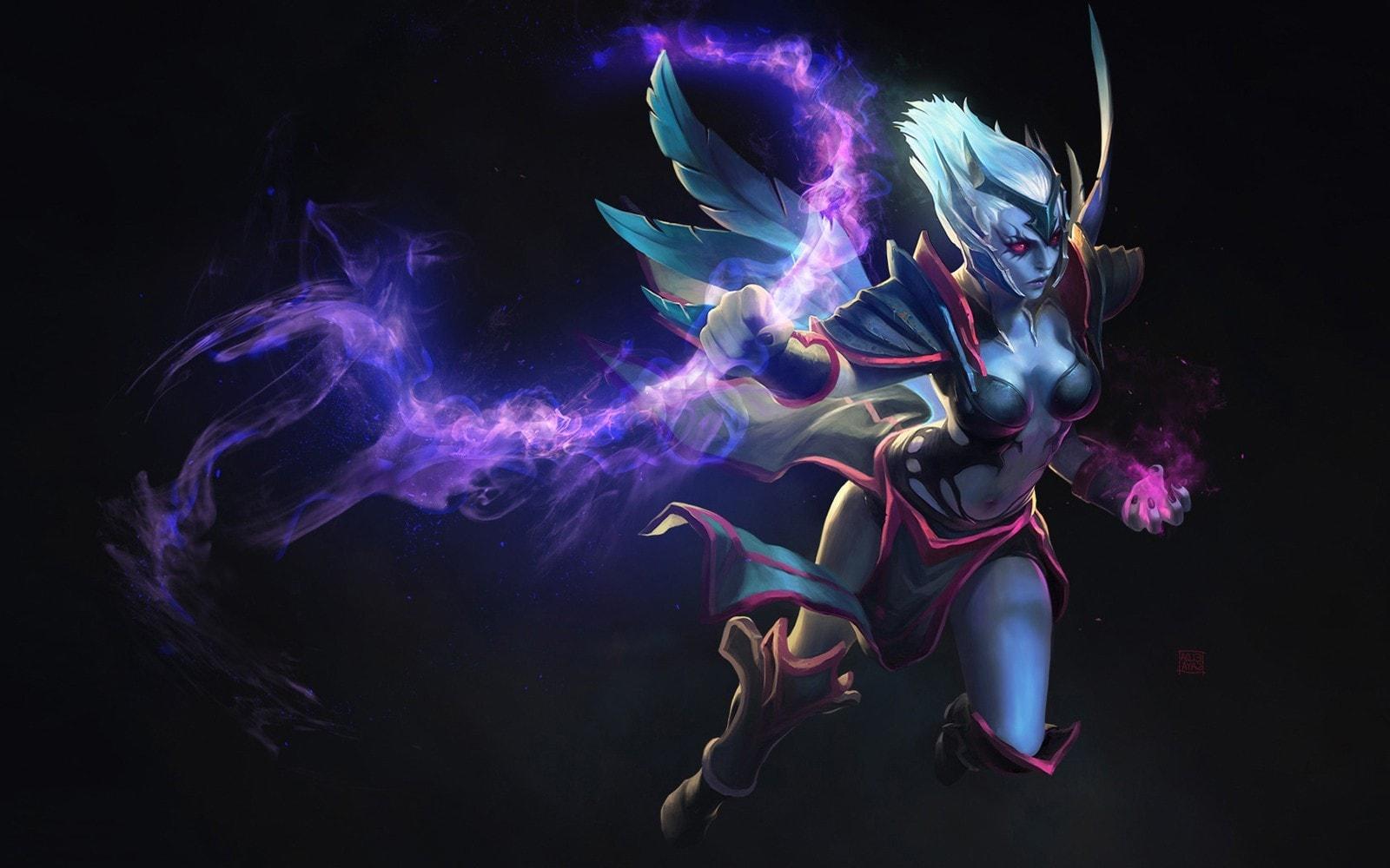 Dota2 : Vengeful Spirit Backgrounds