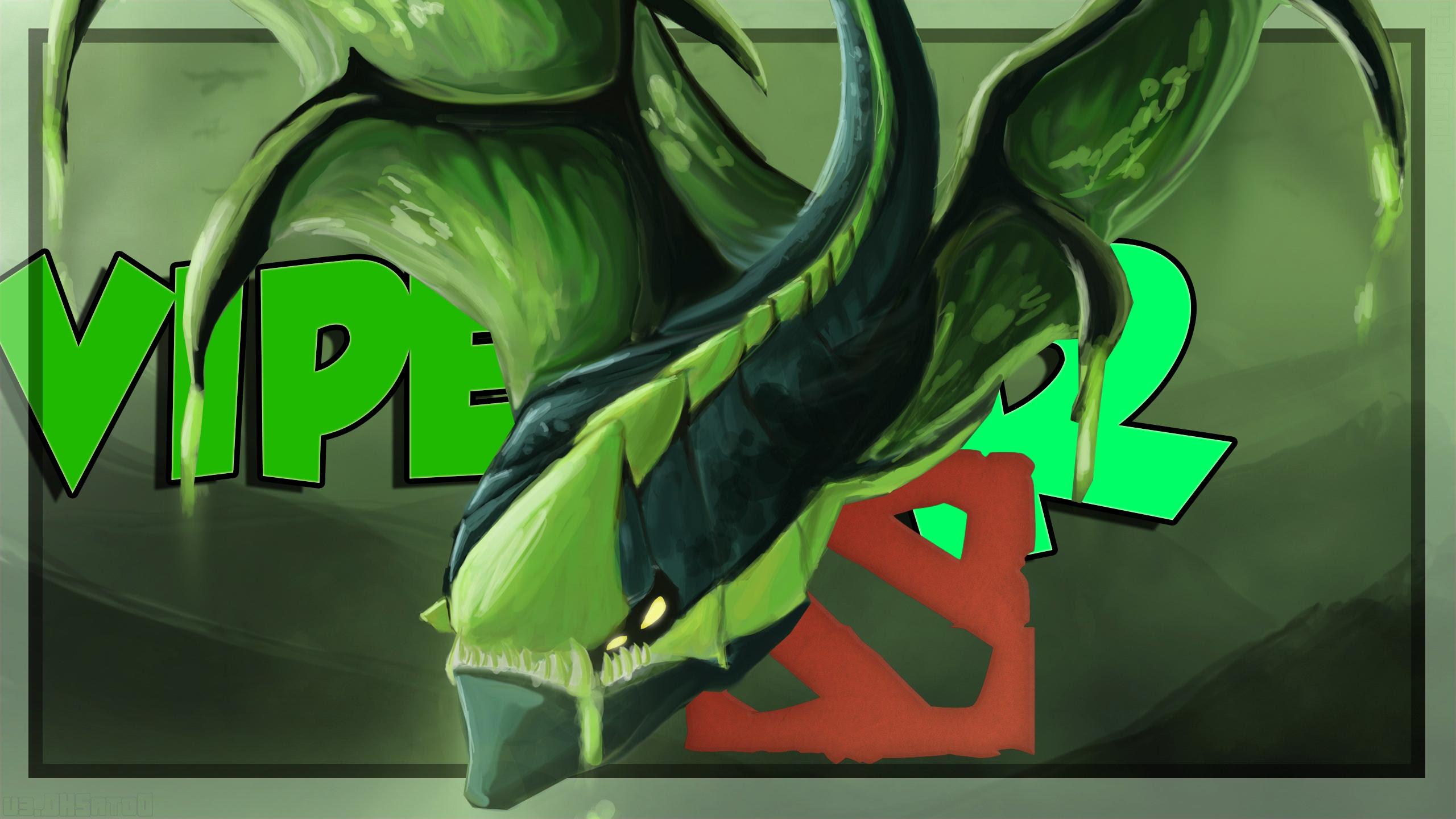 Dota2 : Viper Wallpaper