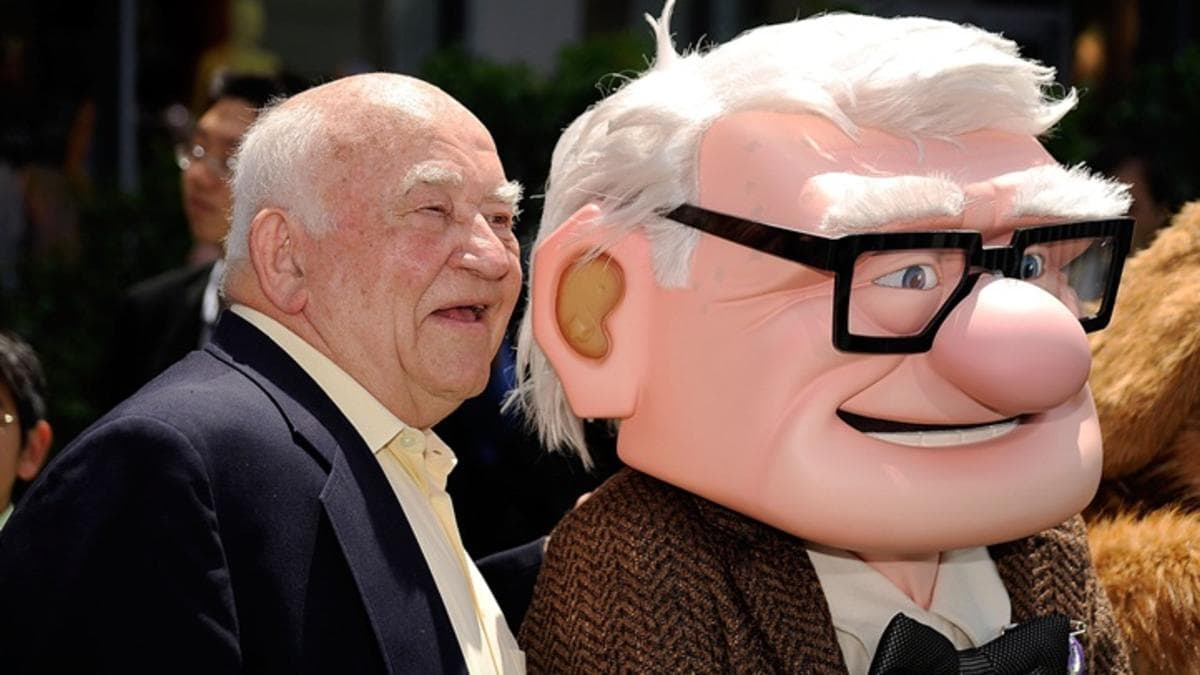 Ed Asner Backgrounds