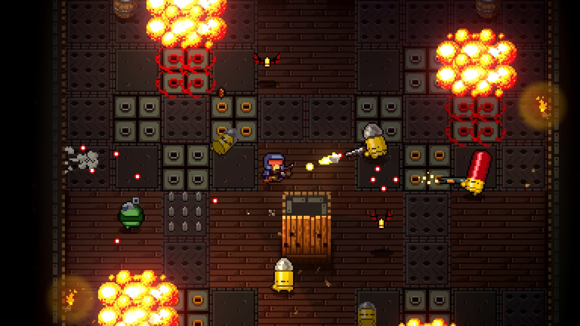 Enter the Gungeon Backgrounds