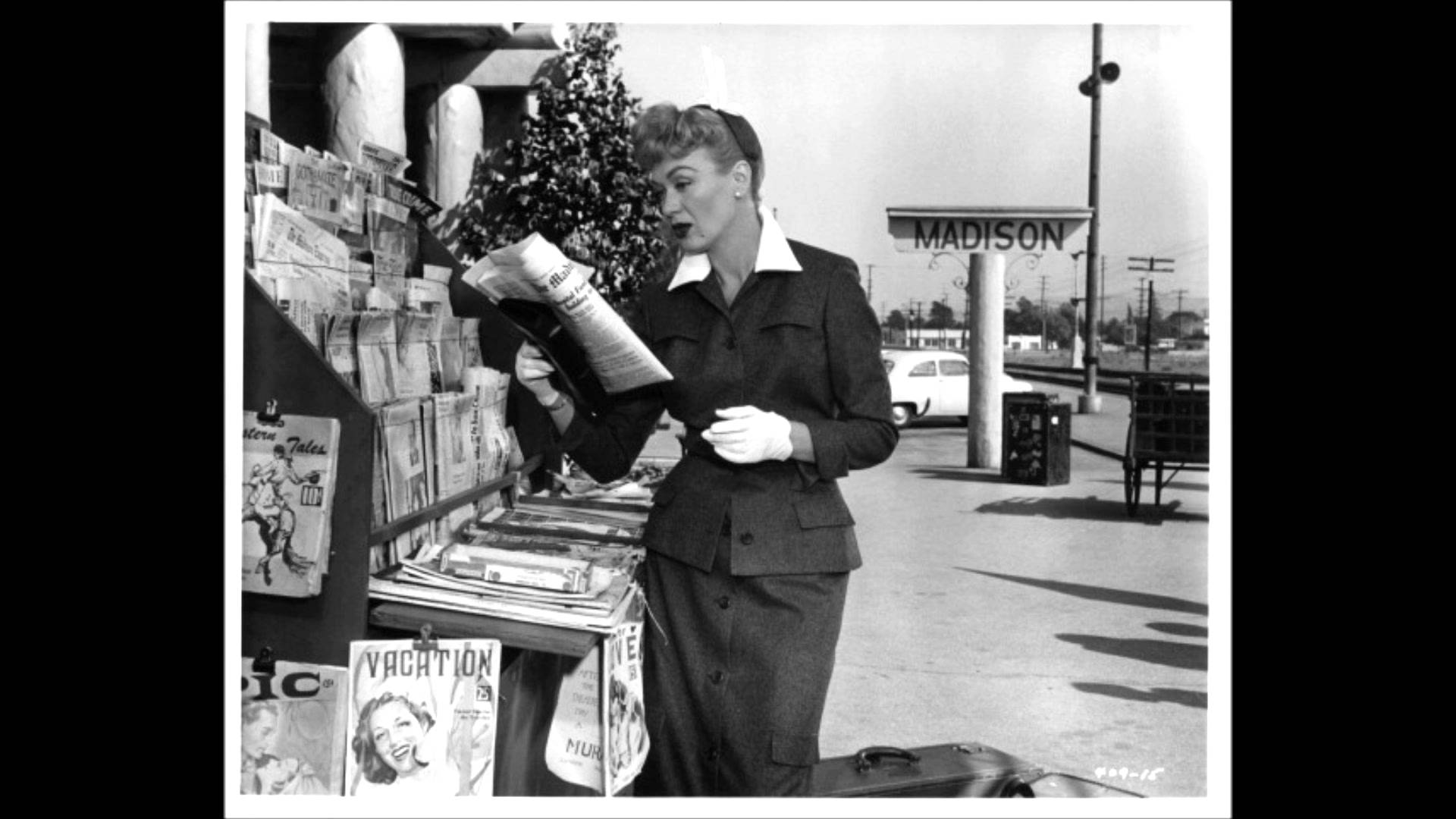 Eve Arden Backgrounds