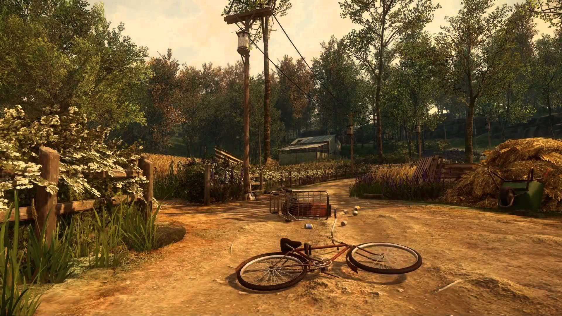 Everybody's Gone to the Rapture Backgrounds