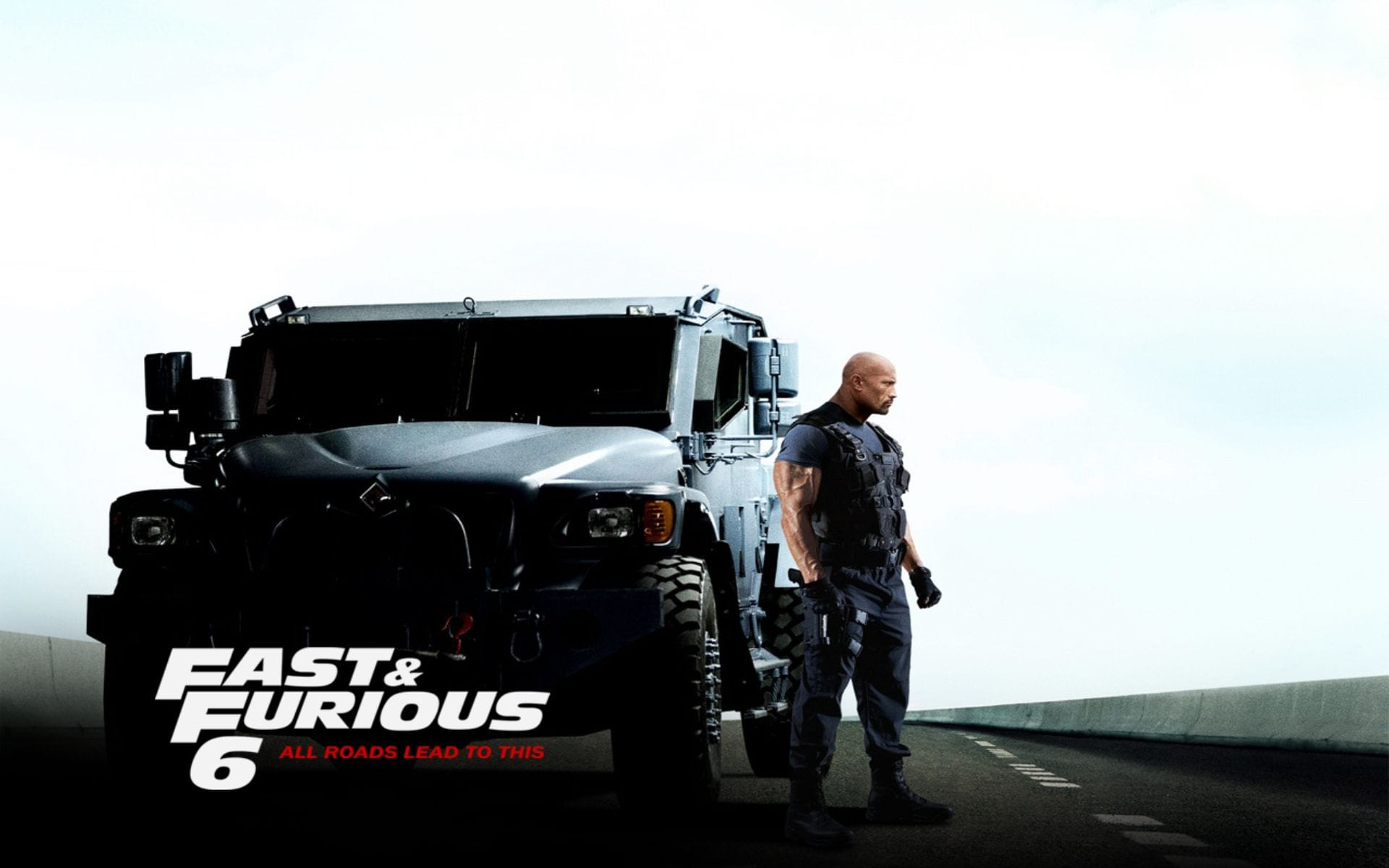 Fast & Furious 6 Backgrounds