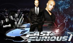 Fast & Furious 7 Backgrounds