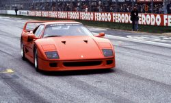 Ferrari F40 Backgrounds