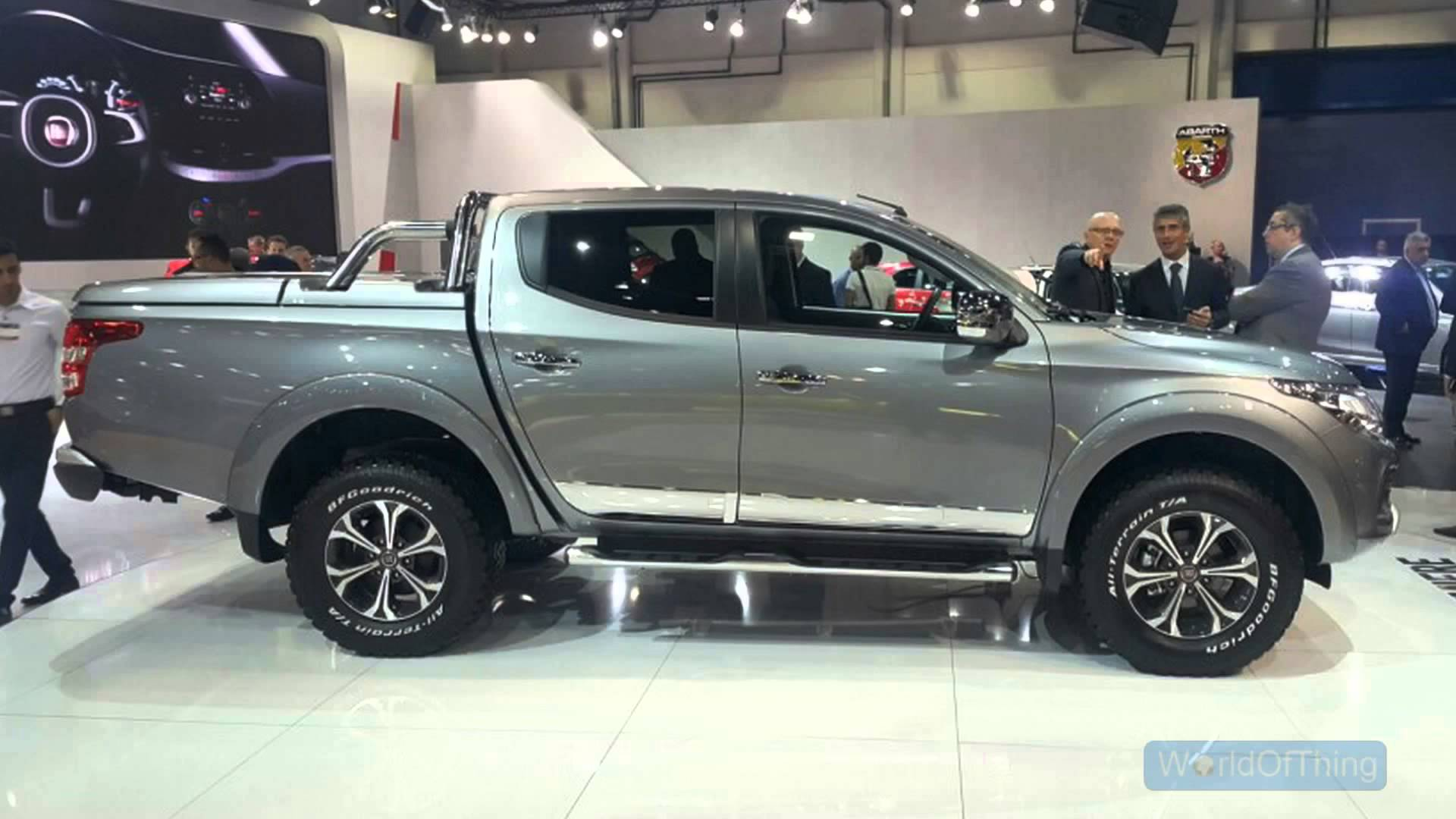 Fiat Fullback Backgrounds