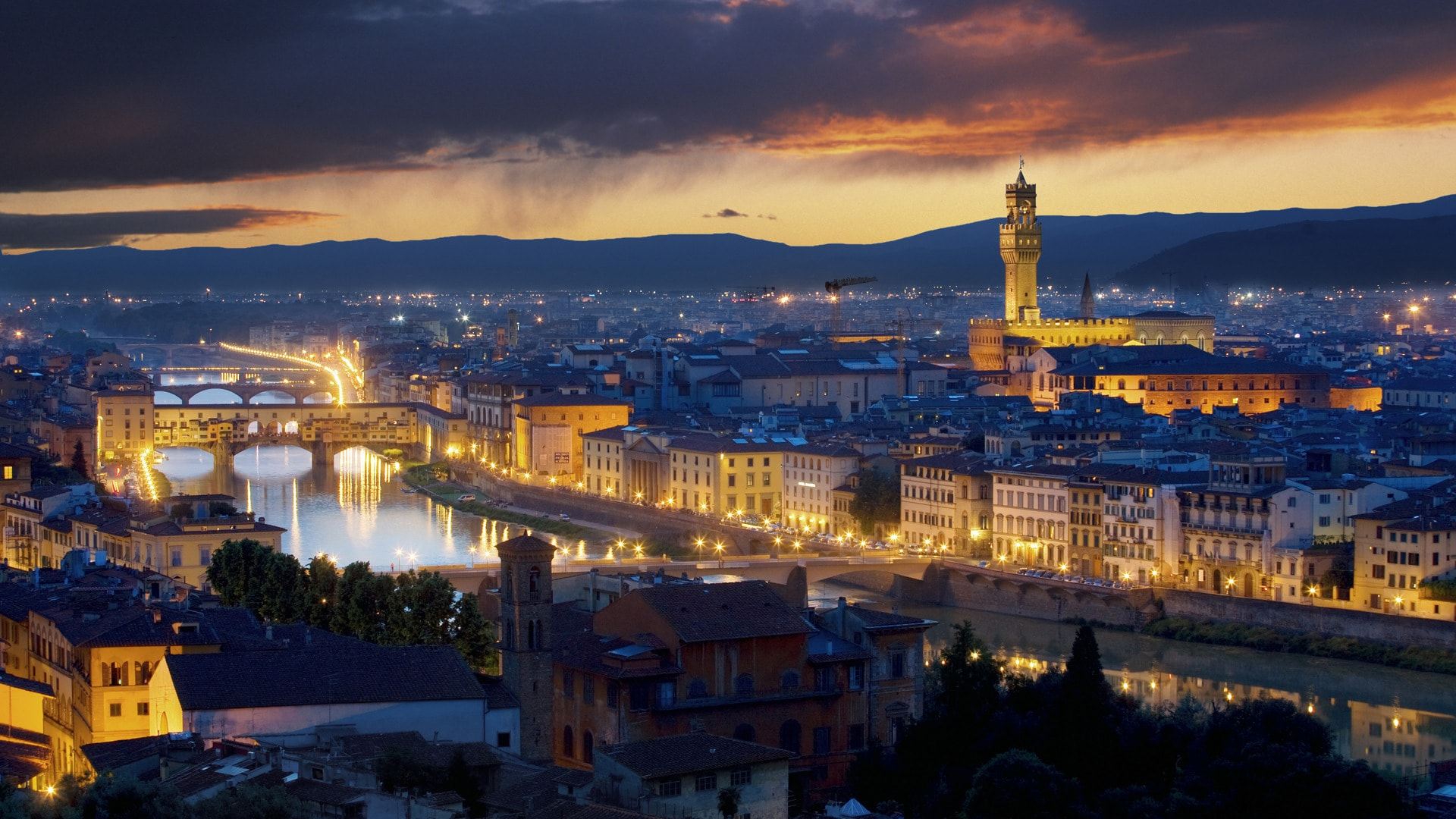 Florence Backgrounds