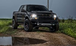 Ford F-150 SVT Raptor Backgrounds