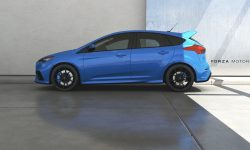 Ford Focus 3 RS Backgrounds