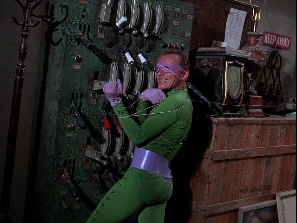Frank Gorshin Pictures