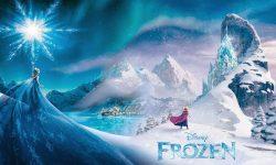 Frozen Backgrounds