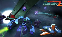 Galak-Z: The Dimensional Backgrounds
