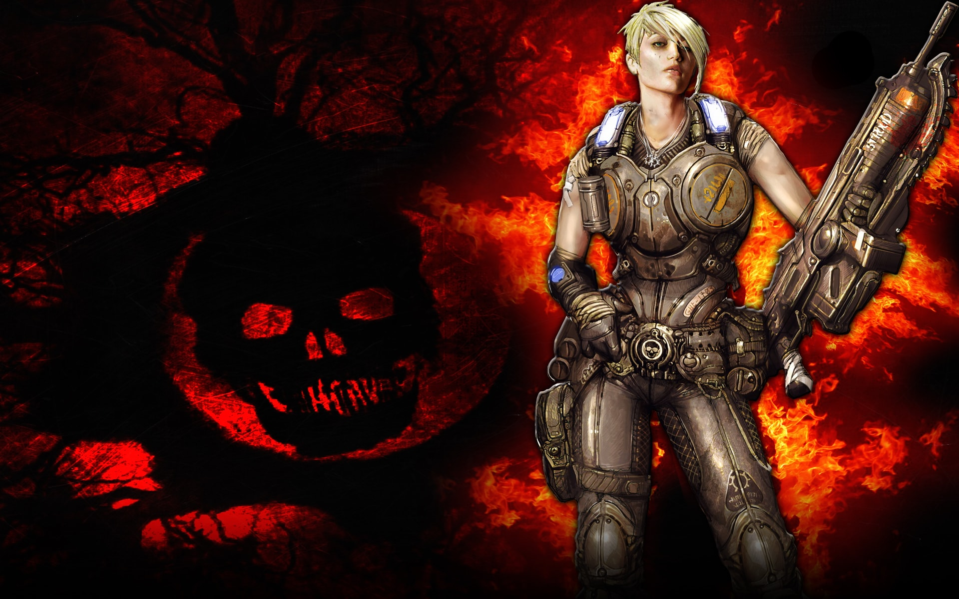 Gears of War: Ultimate Edition Backgrounds
