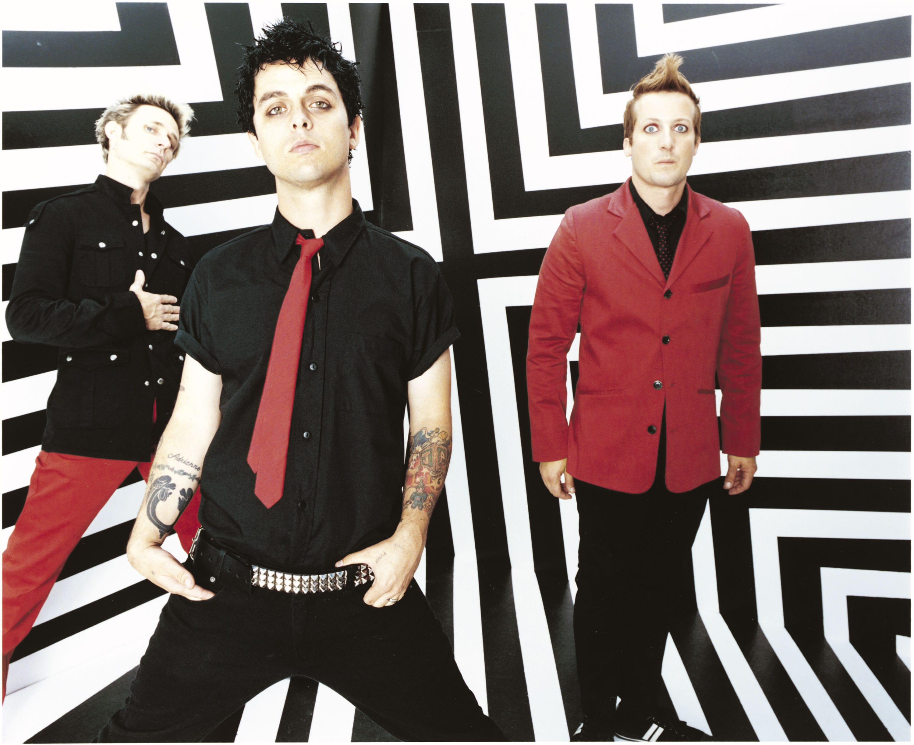 Green Day Backgrounds