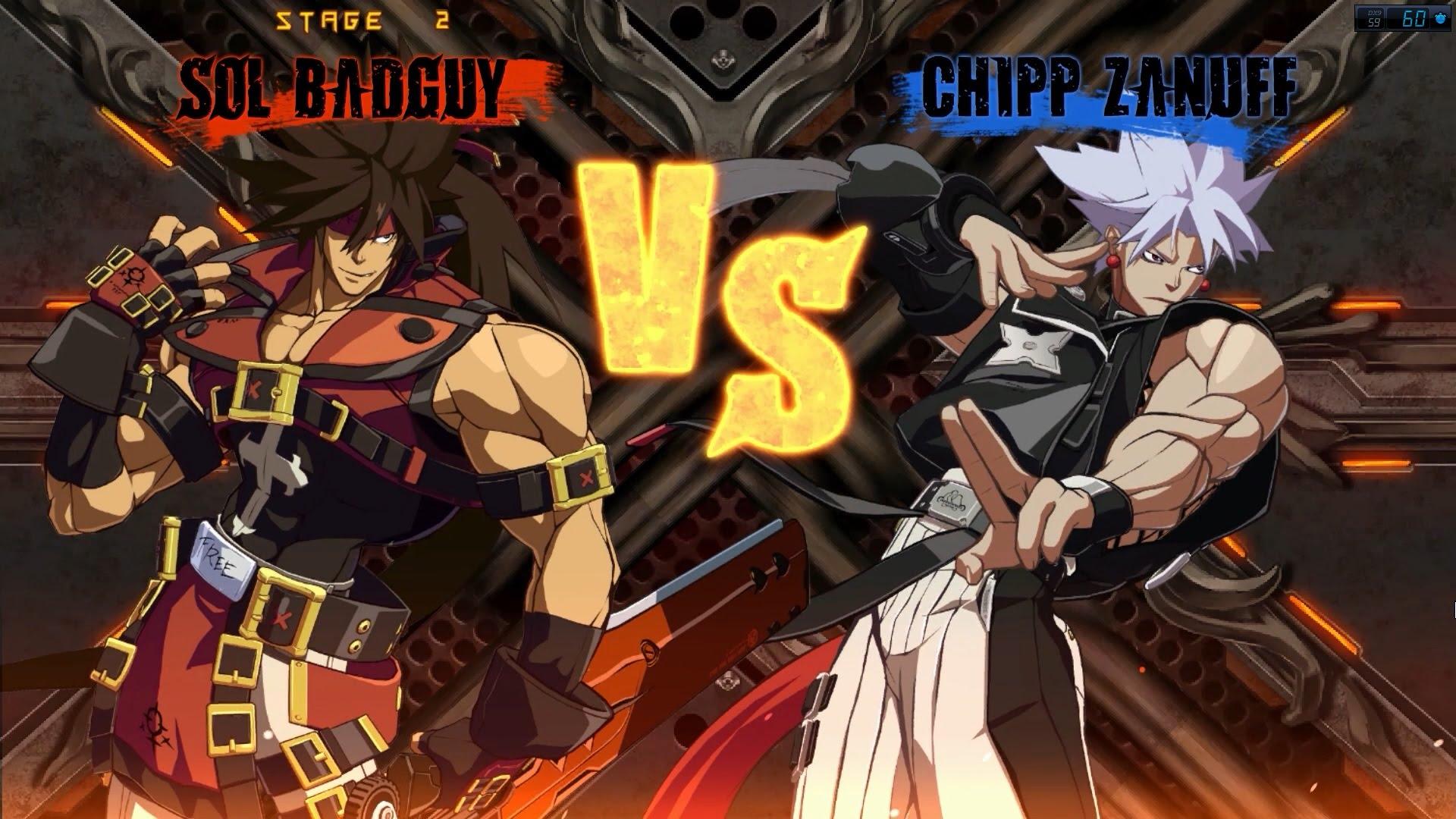Guilty Gear: Chipp Zanuff HD pics