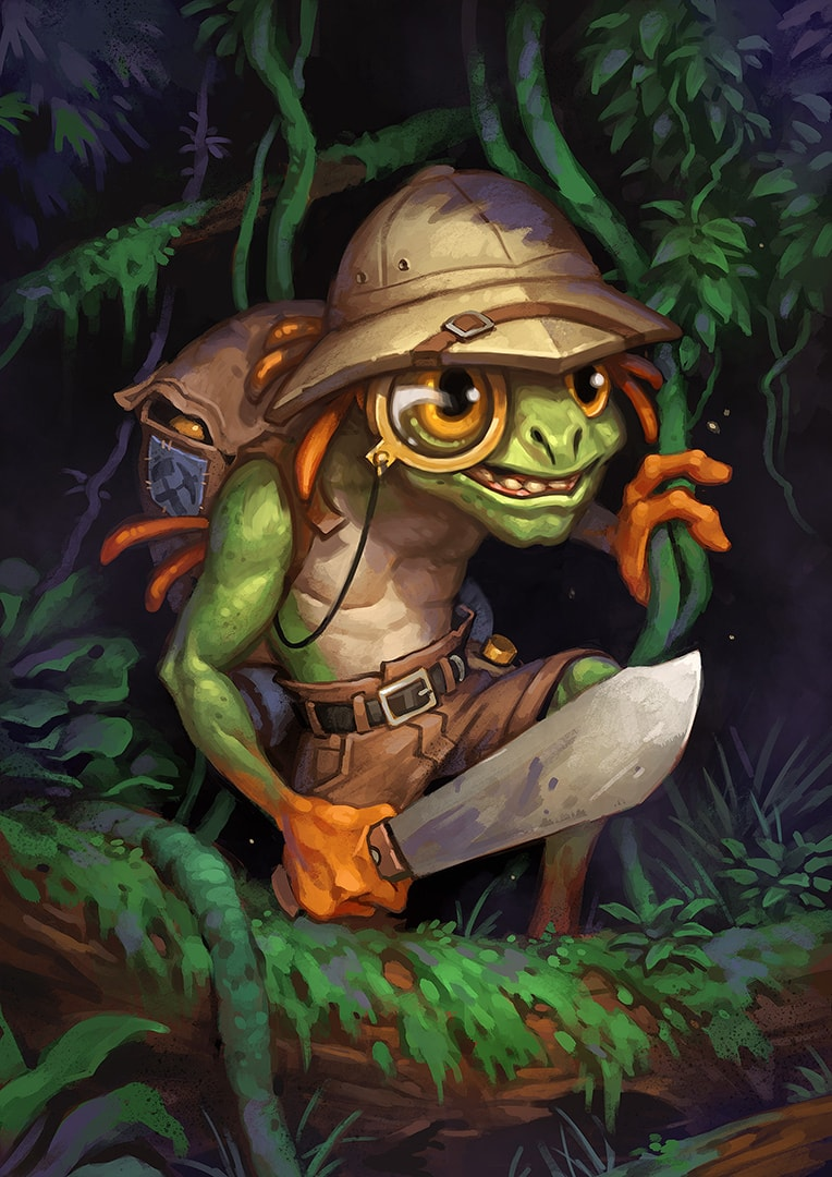 Hearthstone: League of Explorers Backgrounds