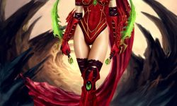 Hearthstone: Valeera Sanguinar Pictures