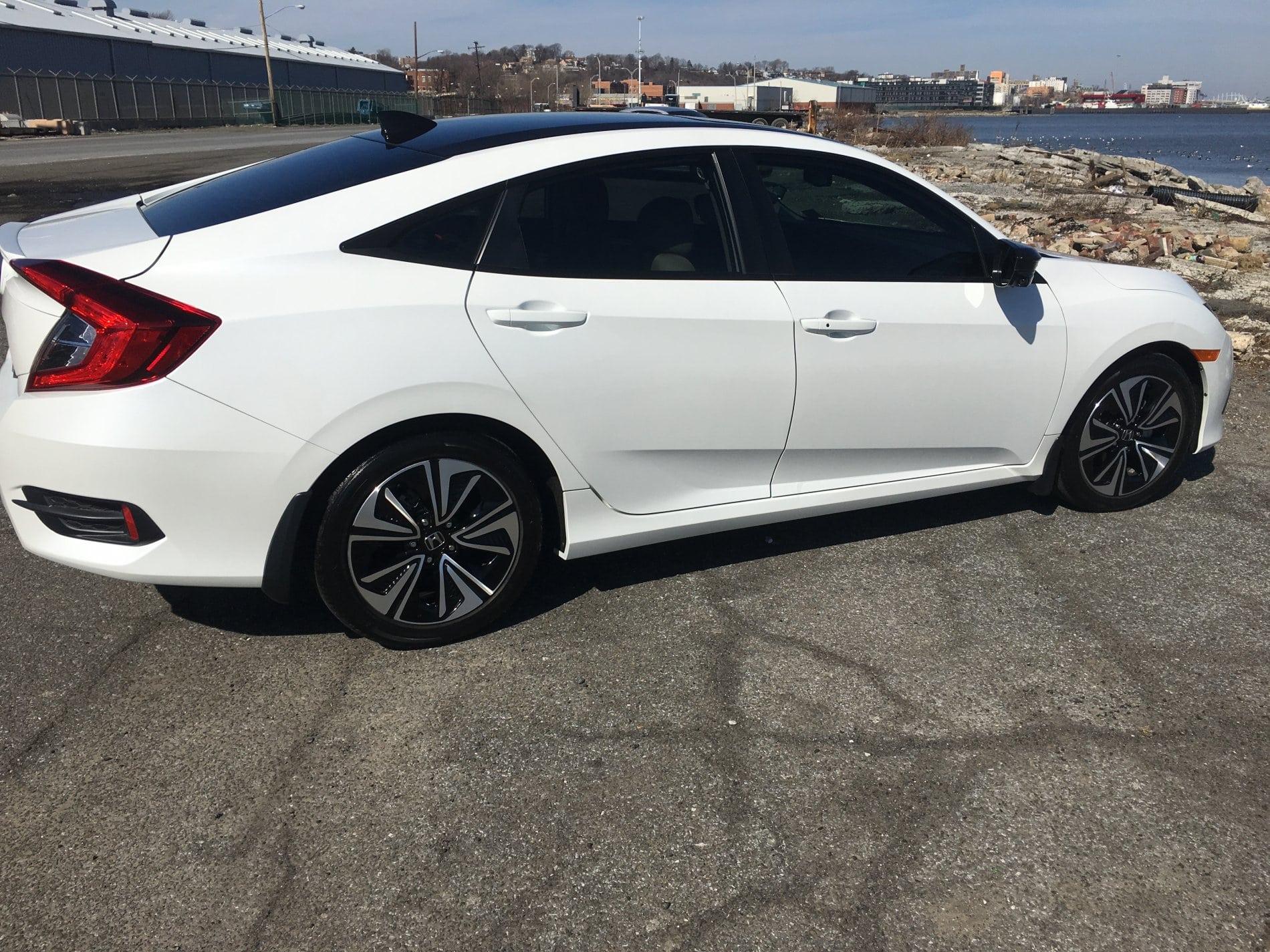 Honda Civic 10 Backgrounds