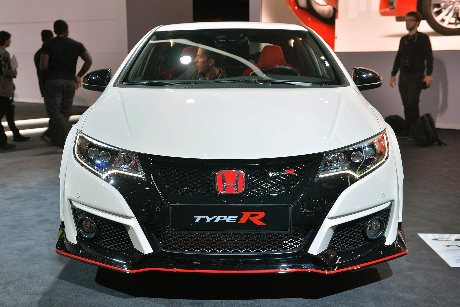 Honda Civic Type-R Backgrounds