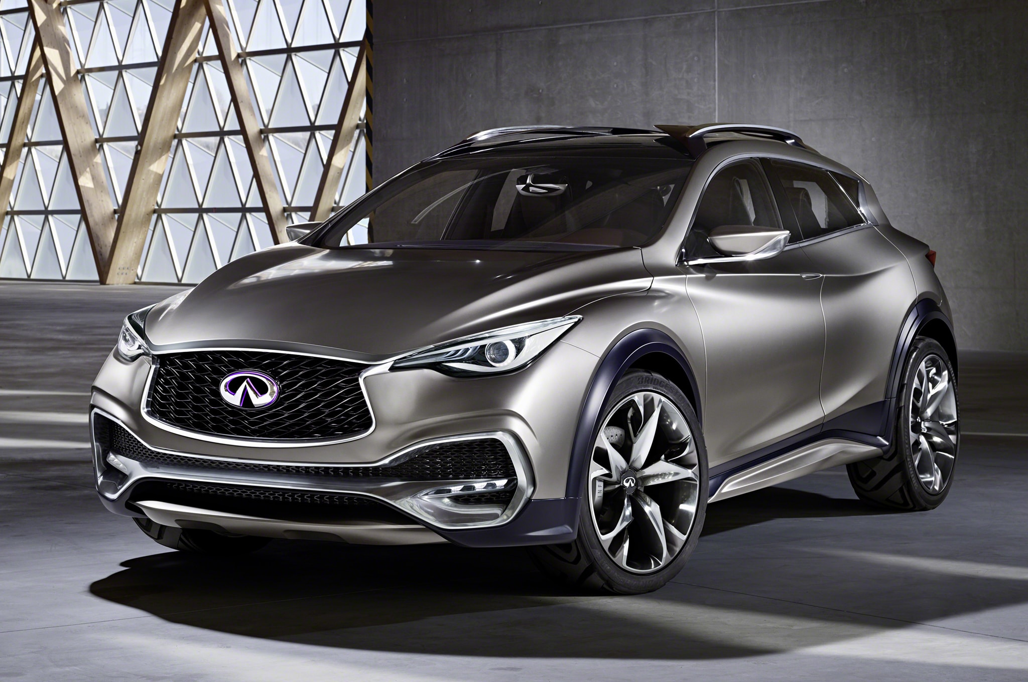 Infiniti QX30 Backgrounds