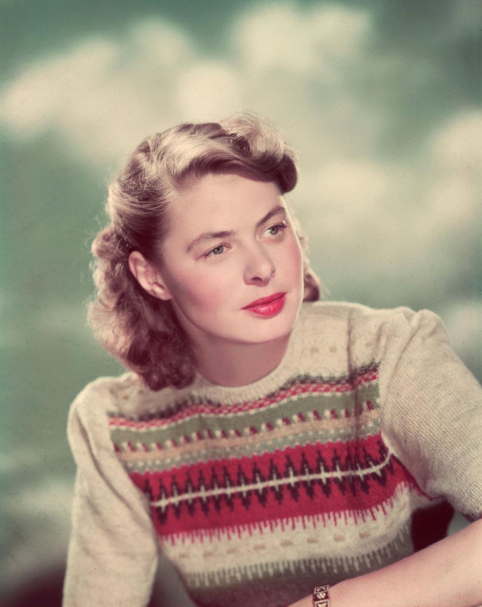 Ingrid Bergman Backgrounds