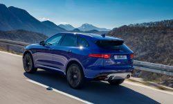 Jaguar F-Pace Backgrounds
