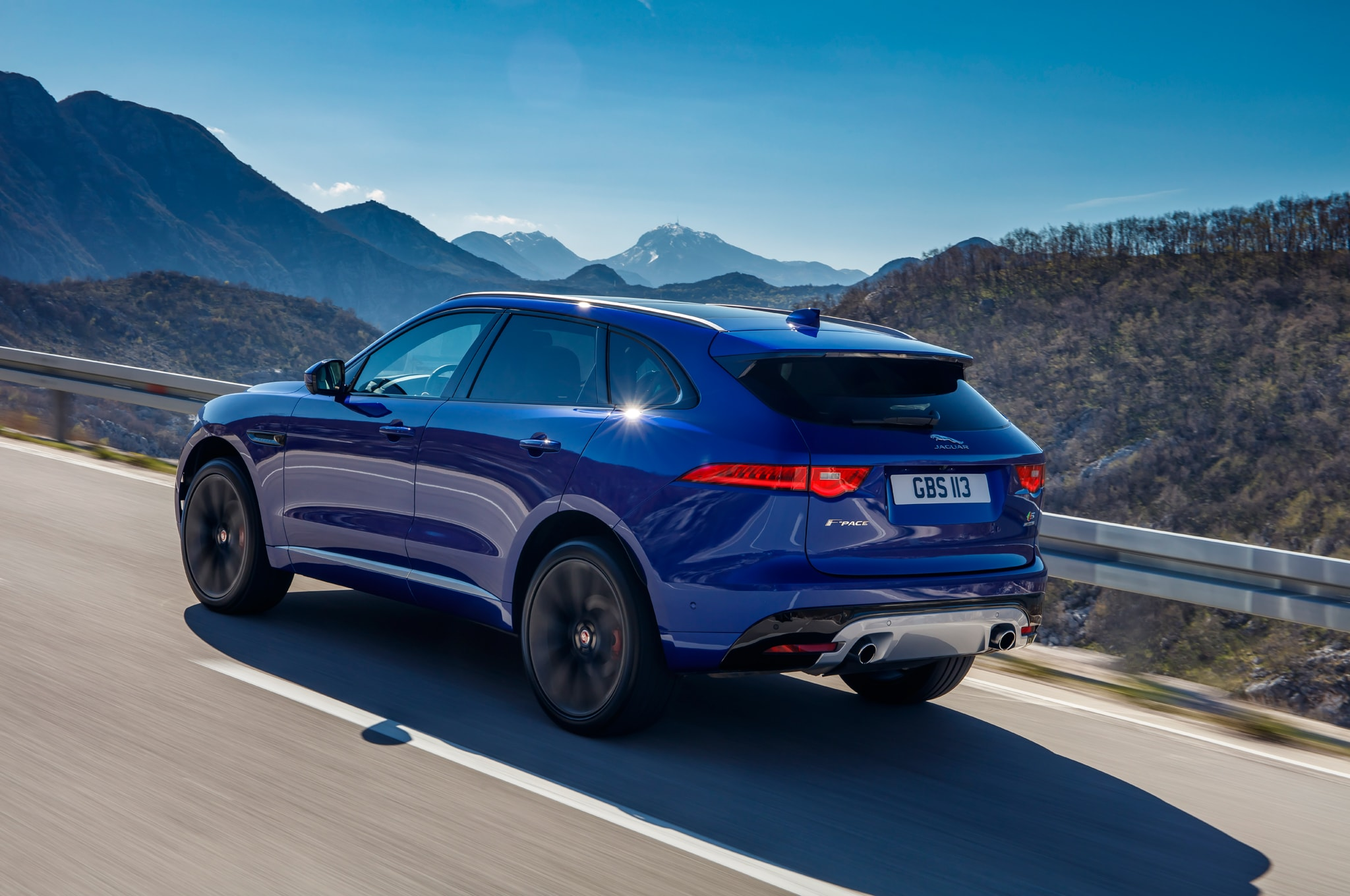 Jaguar F-Pace Backgrounds