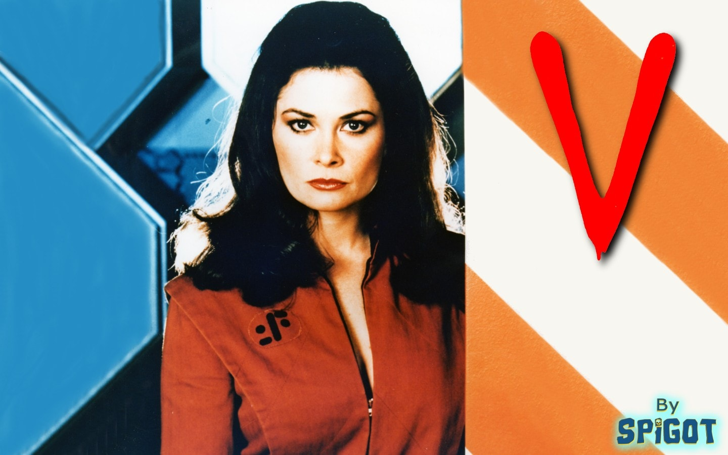 Jane Badler HD pics