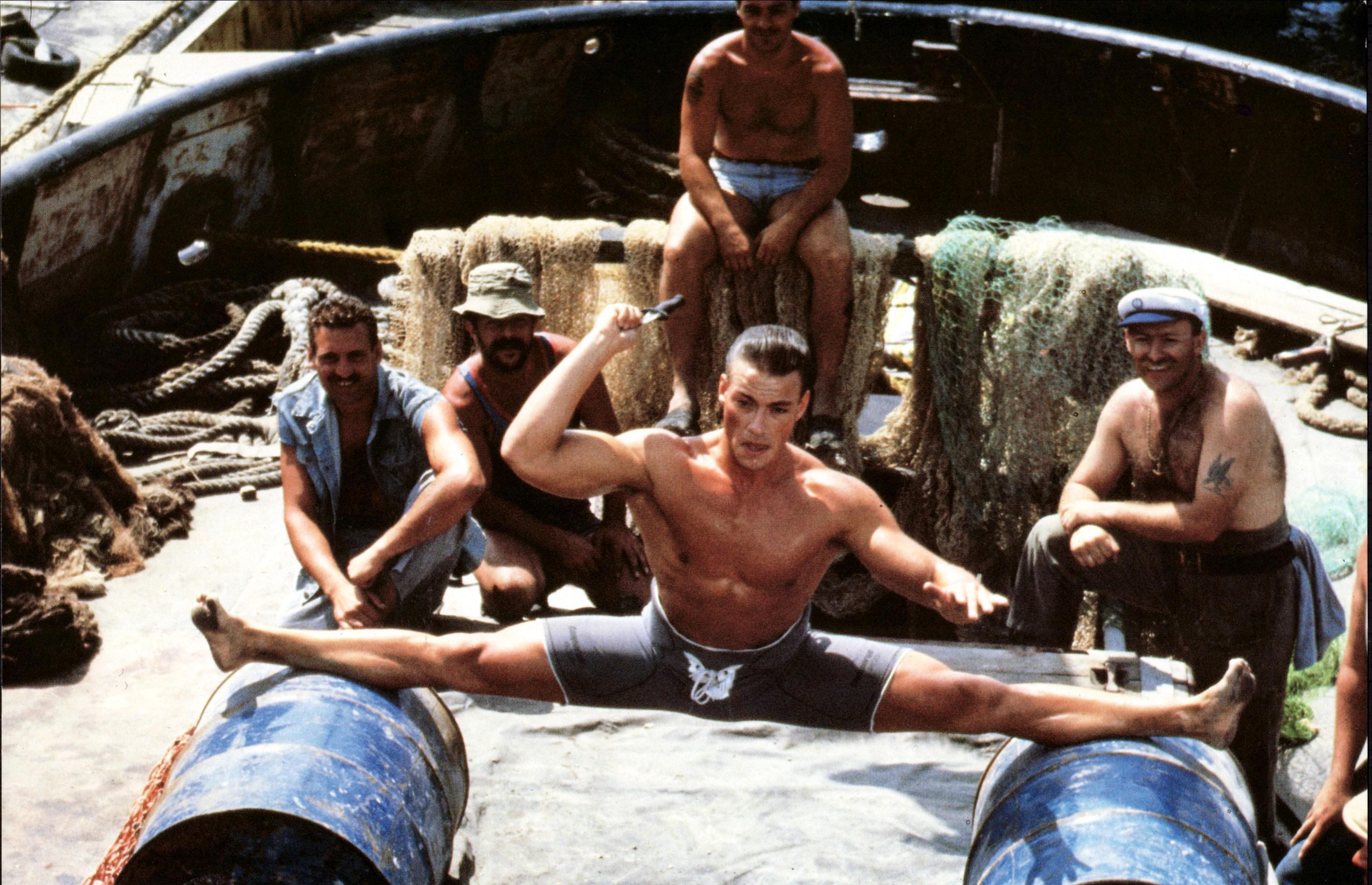 Jean Claude Van Damme Backgrounds