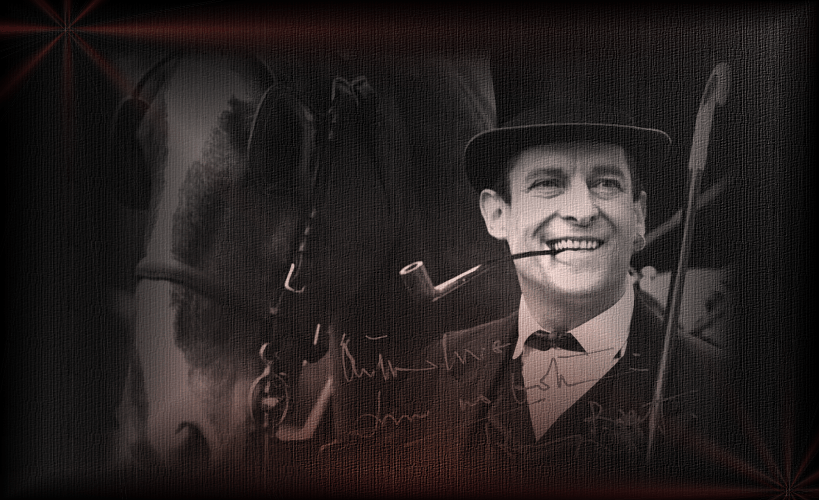 Jeremy Brett Backgrounds