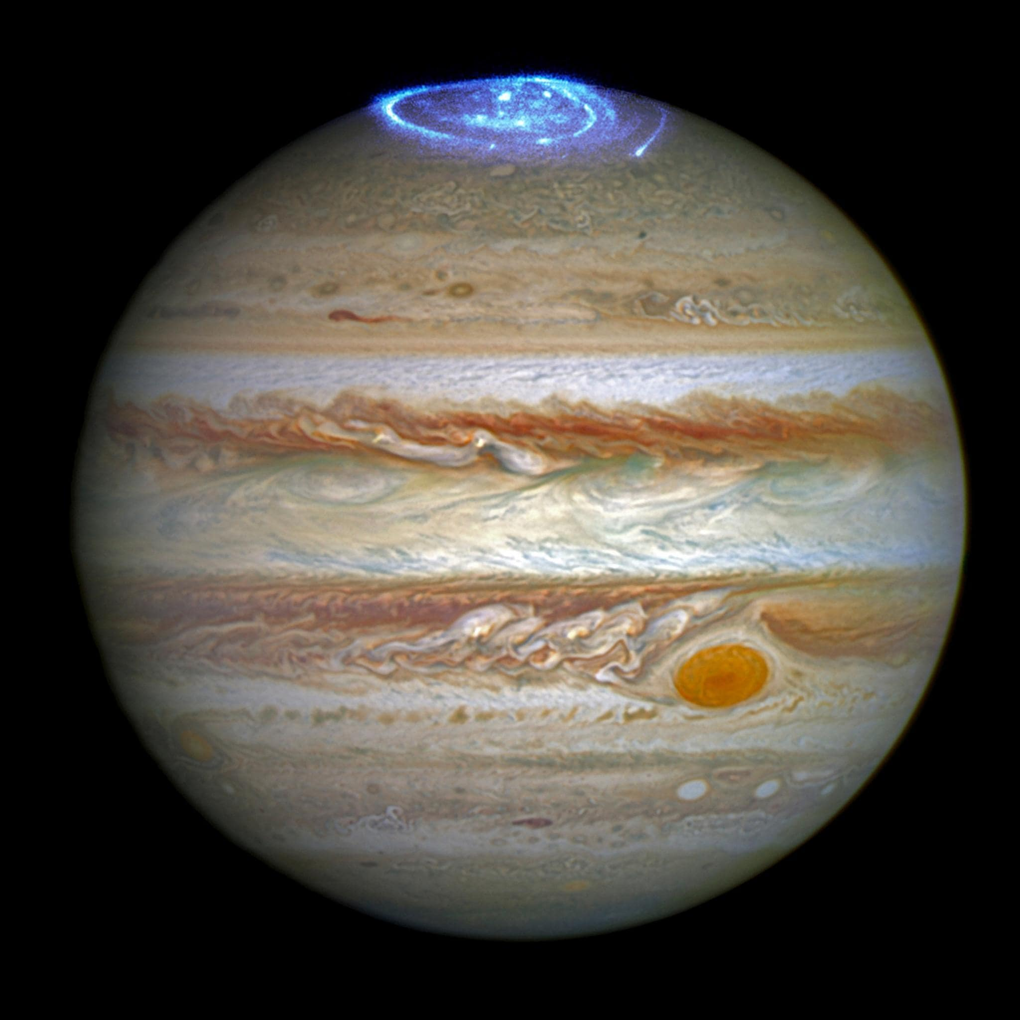 Jupiter Backgrounds