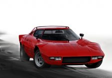 Lancia Stratos HF Backgrounds